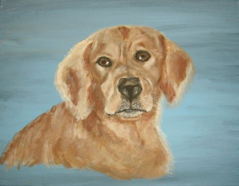 Custom Made Pet/Animal Portraits