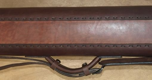 Custom Made Monte Leather Poolstick Case