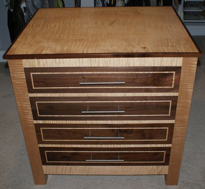 Custom Made Double Dresser Island