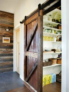 Custom Made Rustic Reclaimed Barn Doors