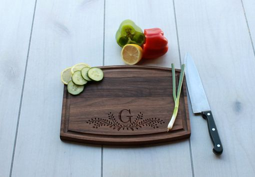 Custom Made Personalized Cutting Board, Engraved Cutting Board, Custom Wedding Gift – Cba-Wal-G Reef