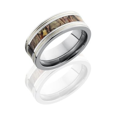 Custom Made Camo Bands