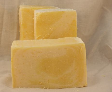 Custom Made Handcrafted Cold-Process Soap