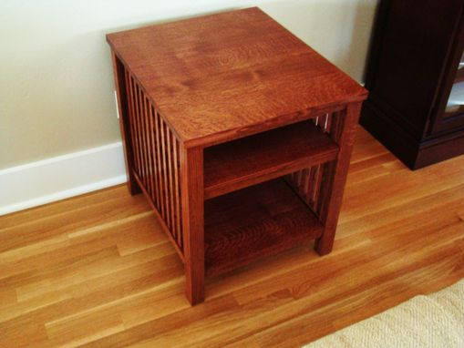 Custom Made Parsons Table