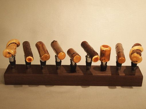 Custom Made Rustic Bottle Stoppers