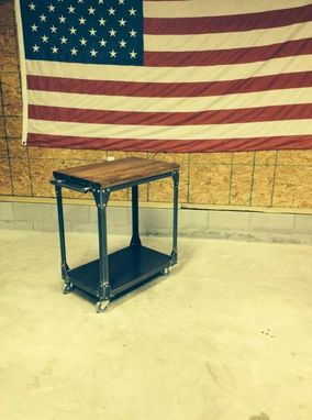 Custom Made Kitchen Island Cart