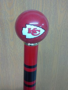 Buy a Custom Nfl Walking Cane, College, made to order from