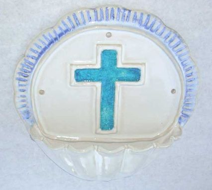 Custom Made Holy Water Font, Chalice, Statuary