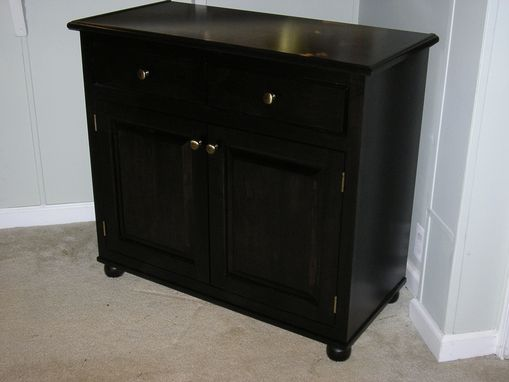 Custom Made Buffet Cabinet