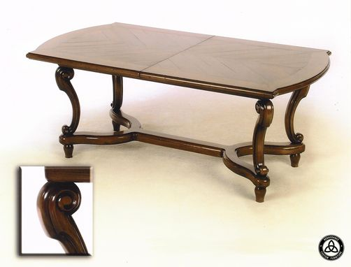 Custom Made #401b Rectangle Dining Table