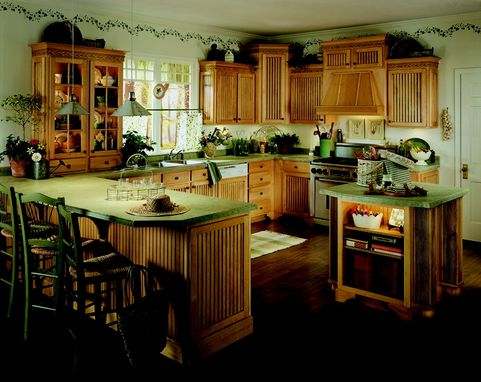 Custom Made Kitchen 3