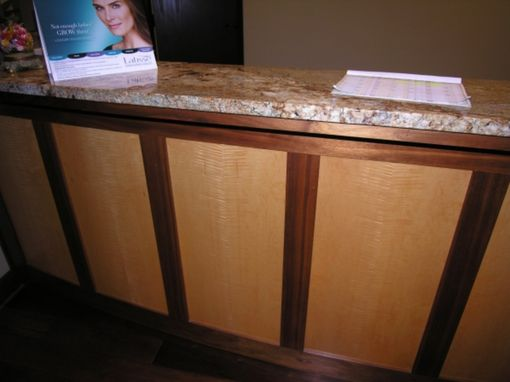 Custom Made Custom Reception Desk