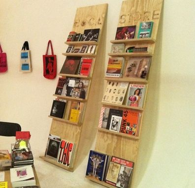 Custom Made Plywood Book Shelf