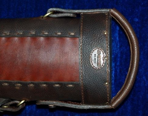 Custom Made Cscleather Poolstick Case
