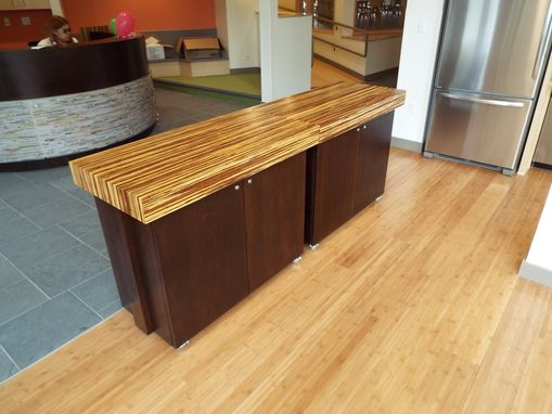 Custom Made Kitchen Carts & Tables