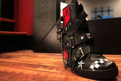Custom Made Punx Wedges