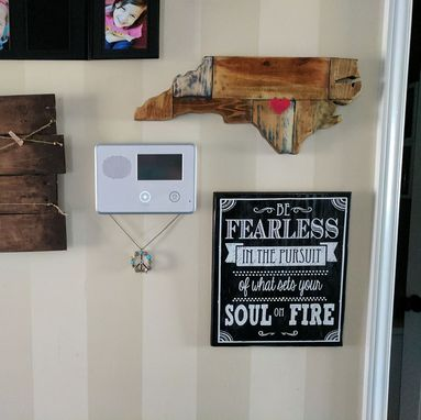 Custom Made Rustic In Rust Signs And Wall Art