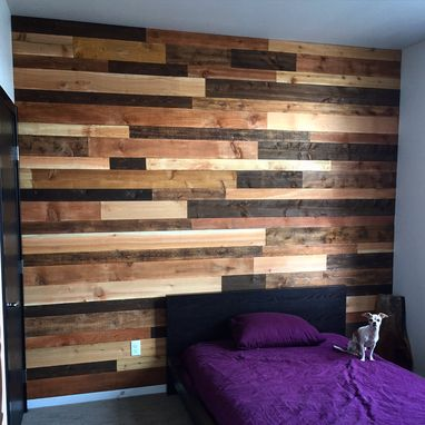 Custom Made Accent Wall