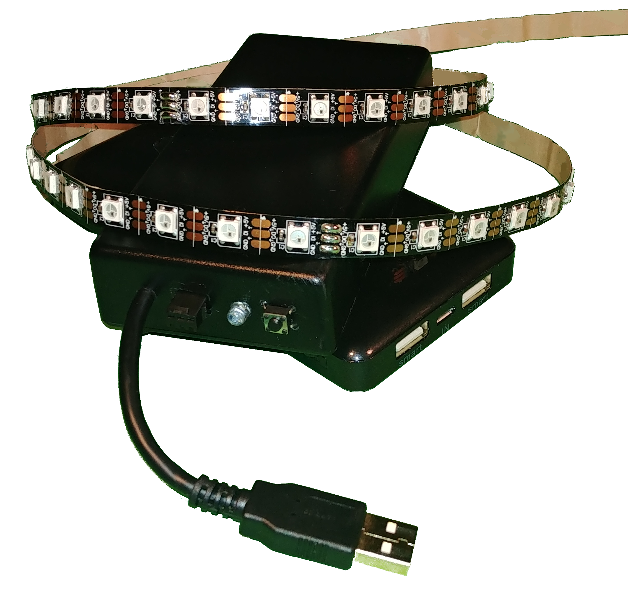 Hand Crafted Custom Led Strip by L E D  Furniture | CustomMade com