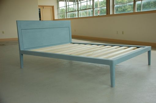 Custom Made Platform Bed No. 1
