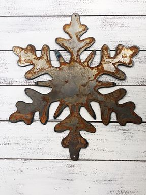 Custom Made Rustic Metal Shapes And Symbols.