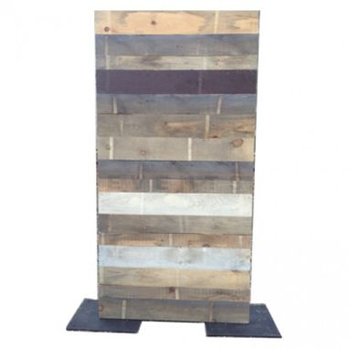 Custom Made Rustic Barn Board Wall Sections
