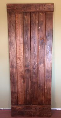 Custom Made Custom Barn Doors