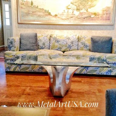 Custom Made Abstract Coffee Tables