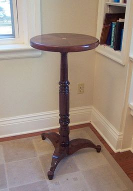 Custom Made Tall Tea Table