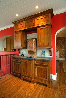 Custom Made Custom Wet Bar