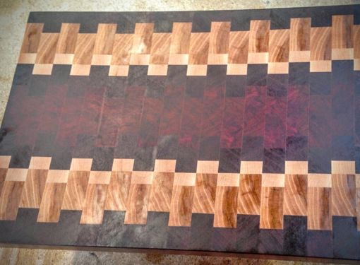 Custom Made Custom Wood Cutting Board