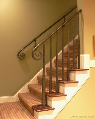 Custom Made Contemporary Railing