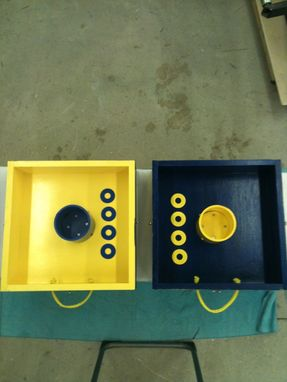 Custom Made Custom Made Washer Toss Games