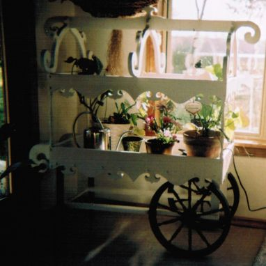 Custom Made French Garden Cart