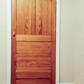 Custom made doors interior doors for Yellow pine wood doors