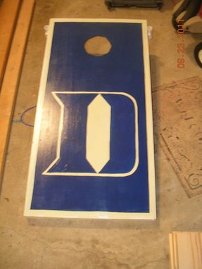 Custom Made Custom Cornhole Board