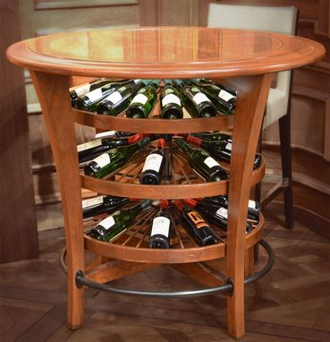 Custom Made Bistro Table