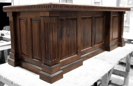 Custom Made Executive Desk