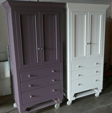 Custom Made Armoire / Pantry, Etc...