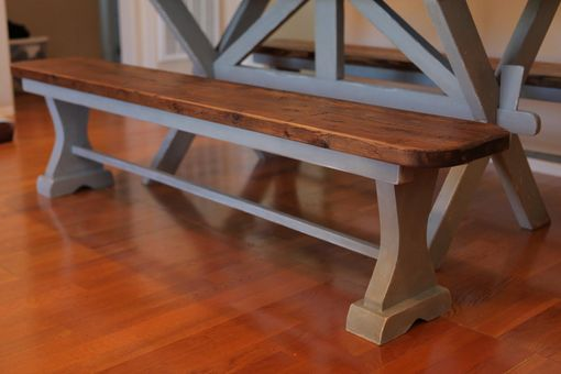 Custom Made English Bench: Custom Made Benches