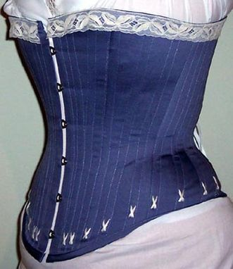 Custom Made Straight-Seam Corset