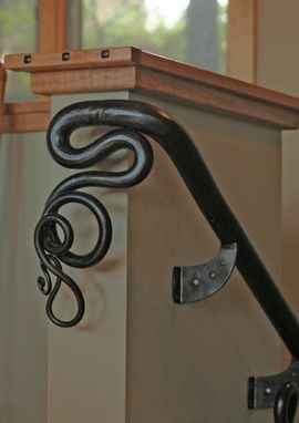 Custom Made Handrail