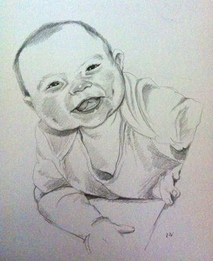 Custom Made Pencil Portraits 8 X 10