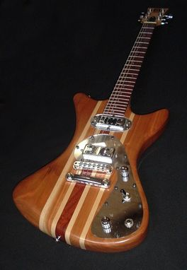 "Custom Made The ""Space"" Guitar"