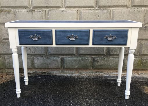 Custom Made Handmade Rustic Sideboard/Sofa Table *Pick Your Finish!