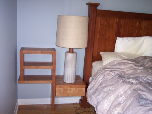 Custom Made Solid Cherry Nightstand's