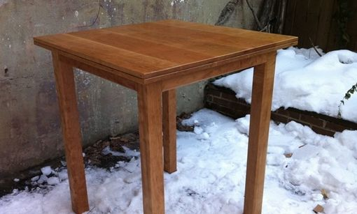 Custom Made Flip-Top Table