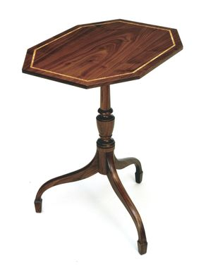 Custom Made Tilt-Top Table