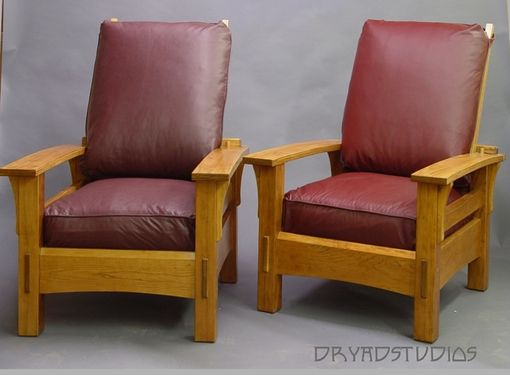 Custom Made Morris Chair