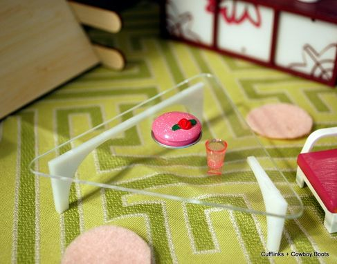 Custom Made Customized Dollhouse Coffee Table From Video